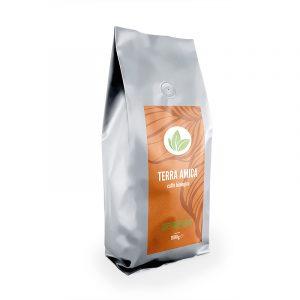 Terra Amica organic coffee